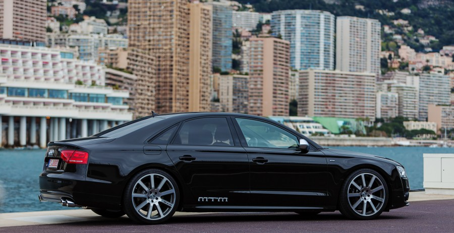 MTM S8 Biturbo Powerplay with the comfort of a saloon