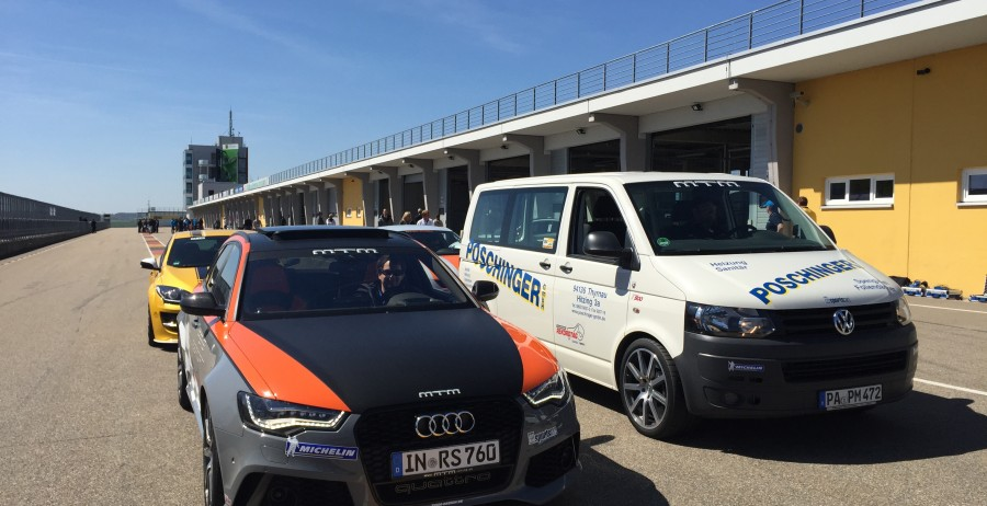 Results from Sachsenring - AUTO BILD SPORTSCARS 7/2015