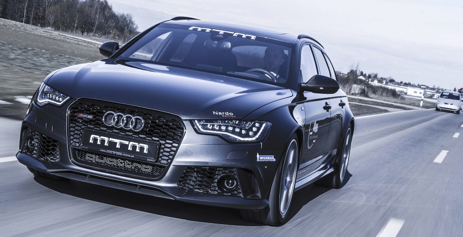 MTM RS6 C7 Avant 531 kW / 722 PS